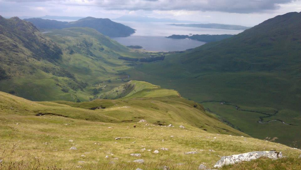 Knoydart Wilderness Trip